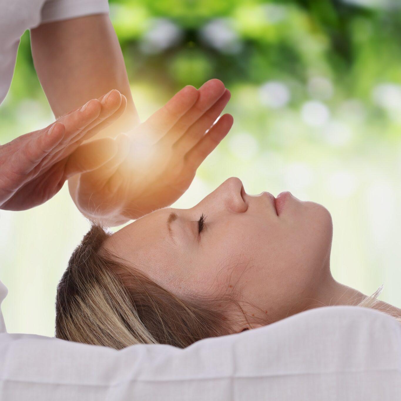 Aura en Chakra Healing